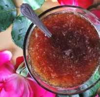 Варенье из лепестков роз польза, лечебные свойства