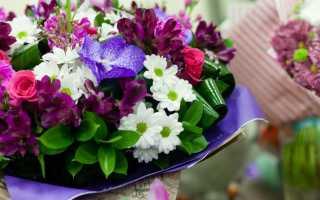 Что символизируют фиолетовые цветы