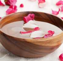 Видео «как приготовить розовую воду для лица»